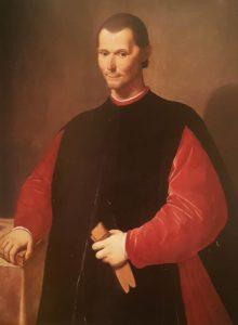 Санти ди Тито. Никколо Макиавелли. Около 1600. Портрет сделан по посмертной маске