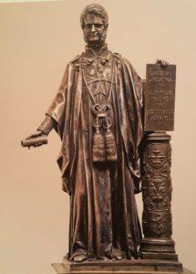 Модель памятника великому герцогу Тосканы Леопольду II. Посеребрённая бронза. Модель. Деталь