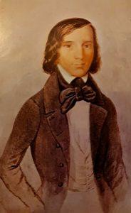 Н.П.Огарев. Неизвестный крепостной художник. 1830-ые
