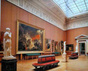 Академический зал. Русский музейАкадемический зал. Русский музей