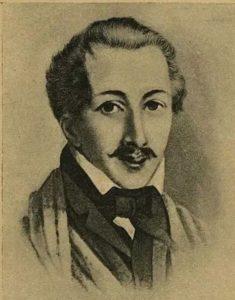 Портрет П.Г.Каховского