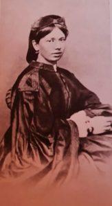 С.А.Берс. Невеста Л.Толстого. 1862. Москва