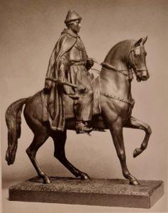 Клодт. Царь Михаил Федорович. 1840-1850-ые