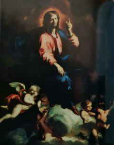 Пюже. Спаситель Мира. 1655. Музей изящных искусств. Марсель. Франция