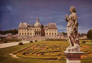 Замок Во-ле-Виконт. 1656-1661