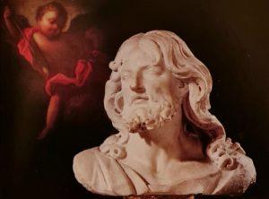 Пюже. Спаситель Мира. Мрамор. 1662-1663. Музей изобразительных искусств. Марсель. Франция