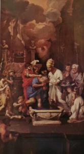 Пюже. Крещение Константина. 1653. Музей изящных искусств. Марсель. Франция