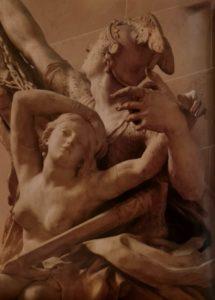 Пюже. Персей и Андромеда. Фрагмент