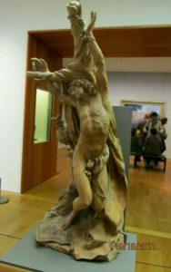 """Вариант """"Мученичества Св. Себастьяна"""" из Малого дворца в Париже. Фото авторов"""