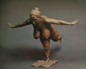 Неймарк М.Я. Я – птица. 1990. Третьяковская галерея