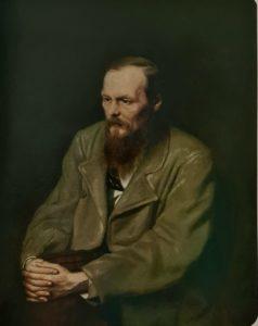 В.Перов. Портрет Ф.М.Достоевского