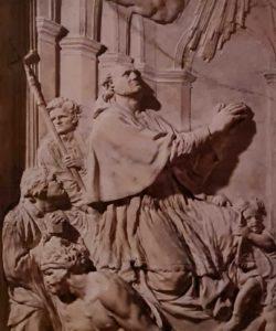 Пюже. Чума в Милане. Фрагмент