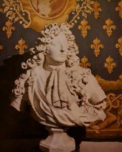 Куазевокс. Людовик XIV. 1686. Мрамор