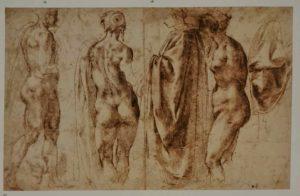 Редкость: женская фигура, напоминающая Венеру. 1501-1504