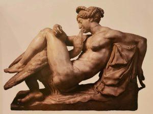 Амманати. Леда с лебедем. После 1530. Барджелло. Флоренция