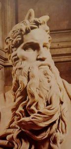 Голова Моисея
