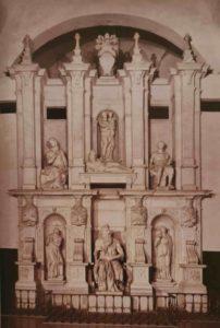 Гробница папы Юлия II. 1505–1545 гг. (от заказа до окончания). Церковь Сан-Пьетро ин Винколи