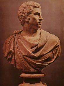 Микеланджело. Брут. 1538. Музей Барджелло. Флоренция